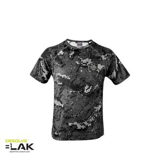 Hunters Element Climber Tee - Desolve Black