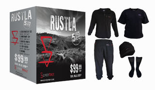 Lonely Track Rustla 5 Piece Pack Black