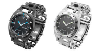 Leatherman Tread Tempo Wearable Watch Multi Tool