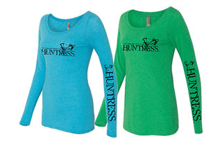 FDA Huntress Next Level Long Sleeve