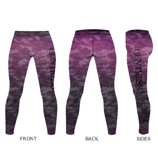 FDA Huntress Ice Camo Leggings