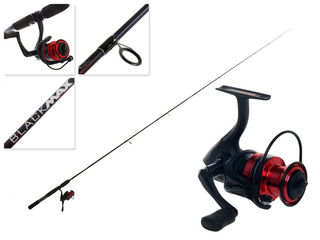 Abu Garcia Black Max 40 Spinning Combo 7ft 2in 4-8kg 2pc