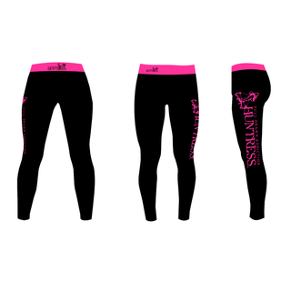 FDA Huntress Logo Legging - Pink