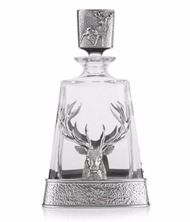 A E Williams Whisky Decanter