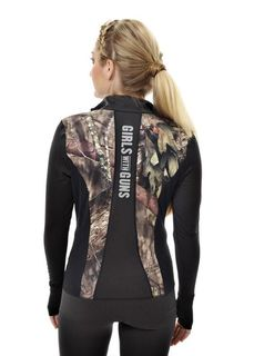 GWG Athletic Jacket - Mossy Oak