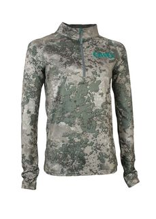 GWG Stalker 1/4 Zip Long Sleeve - Shade