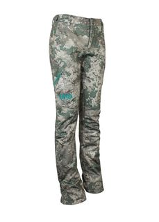 GWG Artemis 3 Layer Softshell Hunting Pants - Shade