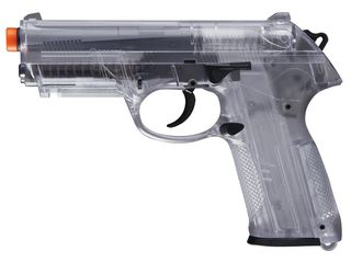 Umarex Beretta PX4 Storm Mechanical Airsoft Pistol: Clear, 6mm BB