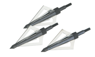 4 Blade Broad Head 3 Pack