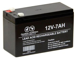 Outdoor Outfitters Battery 12V 7AH Rechargeable