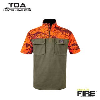 Hunters Element Ngahere Bush Shirt