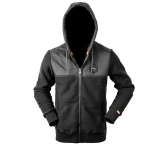Hunters Element Retro Hoodie - Black