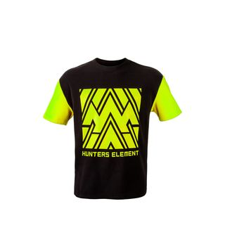 Hunters Element Forestry Tee - Yellow