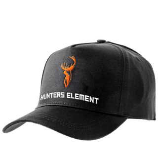 Hunters Element Iridium Cap - Black