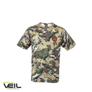 Hunters Element Kids Climber Tee - Desolve Veil