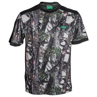 Ridgeline Kids Breeze Tee - Buffalo Camo