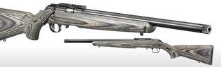 Ruger American 22LR Target Laminate