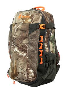 Spika Pro Hunter 25L Backpack with 2L Hydration Bladder