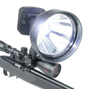 Night Saber Scope Mounted LED 150mm LED Rechargeable 1200 Lumens