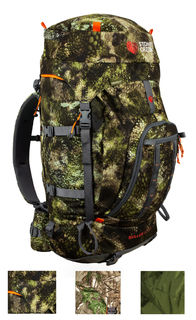 Stoney Creek Buller 60 + 10L Pack