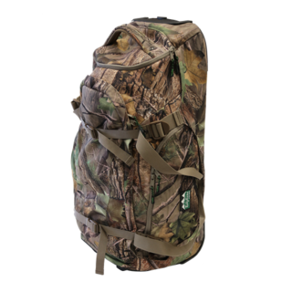 Ridgeline Grunt Wheelie Bag - Nature Green Camo