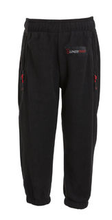 Lonely Track Kids Rookie Fleece Pants - Black