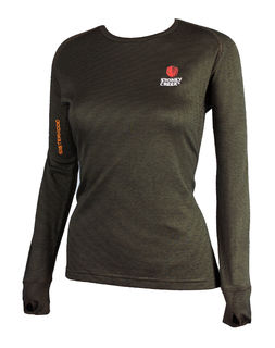 Stoney Creek Women's Thermal Dry+ Long Sleeve Top - Bayleaf