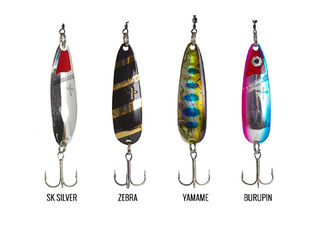 Daiwa Crusader Trout Lure - 13gm