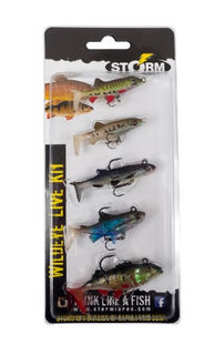 Storm Naturistic Trout Kit 5pcs