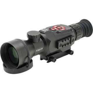 ATN X-Sight II HD 5-20x Digital Day/Night Riflescope
