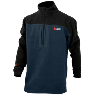 Stoney Creek M2 Twin Zip Top - Navy | Black
