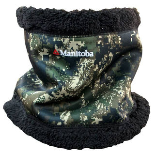 Manitoba Fleece Neck Gaiter - Camo