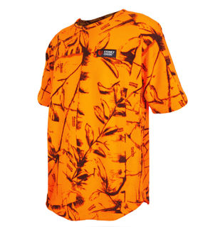 Stoney Creek Bushlite Tee - Blaze Orange