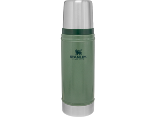 Stanley Classic 470ml/16oz Vacuum Flask Bottle - Green