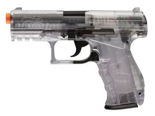 Umarex Walther Special Operations PPQ Mechanical Airsoft Pistol: Clear, 6mm BB