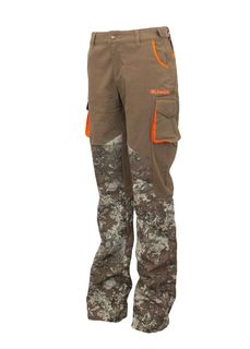 GWG Highland Cargo Pants - Brown Sienna