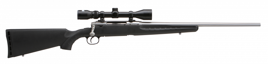 Savage Axis XP 7mm08 with Bushnell Scope