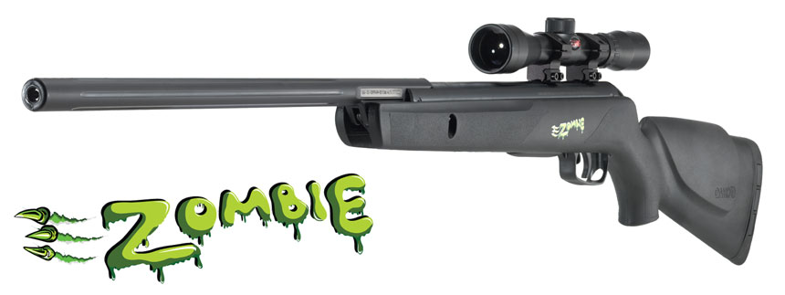 Gamo Zombie .177 Air Rifle with Scope
