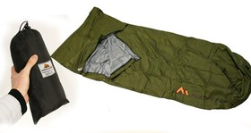 North Ridge Bivy Bag & Shemagh