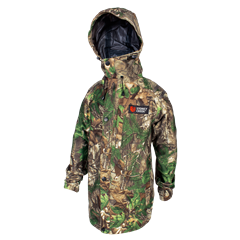 Stoney Creek Kid's Duckling Jacket - Realtree® Xtra Green