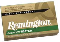 Remington 223 65gr Hollow Point Match