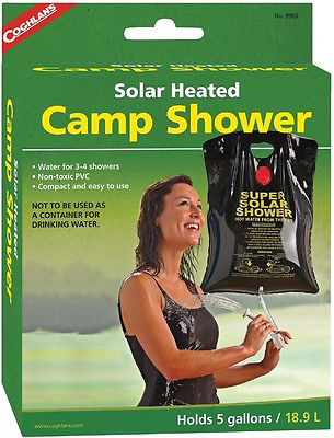 Coghlands Camp Shower