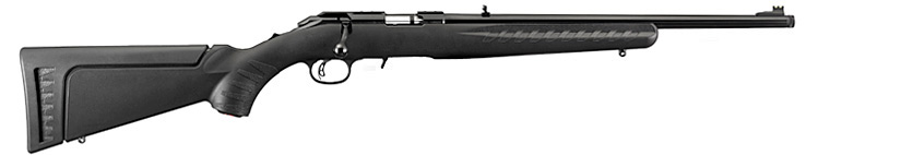 Ruger American Threaded .22LR