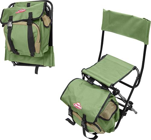 Berkley Folding Backpack Chair Wild Outdoorsman Nz