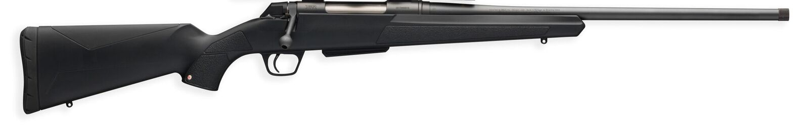 Winchester XPR Synthetic Blued Rifle