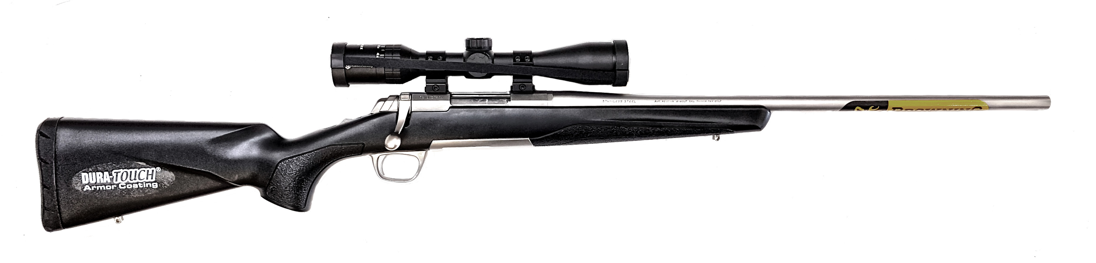 Browning X-Bolt 7mm08 with Panamax Scope