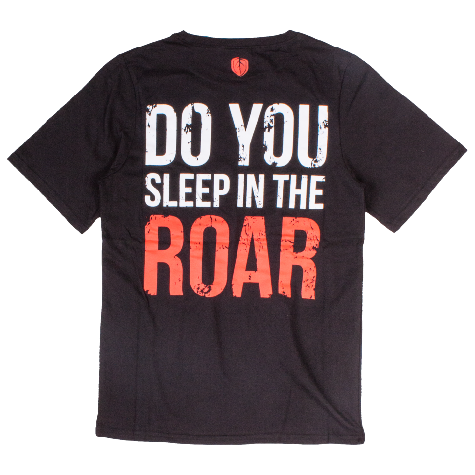 Stoney Creek Roar Adrenaline T-Shirt Black