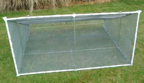 Netting Supplies Delux Set Nets - Choose Size