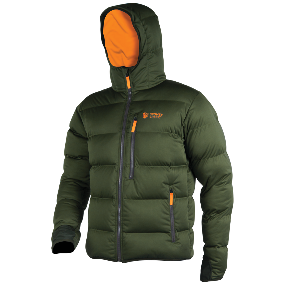Stoney Creek Men's Thermolite Jacket - Bayleaf