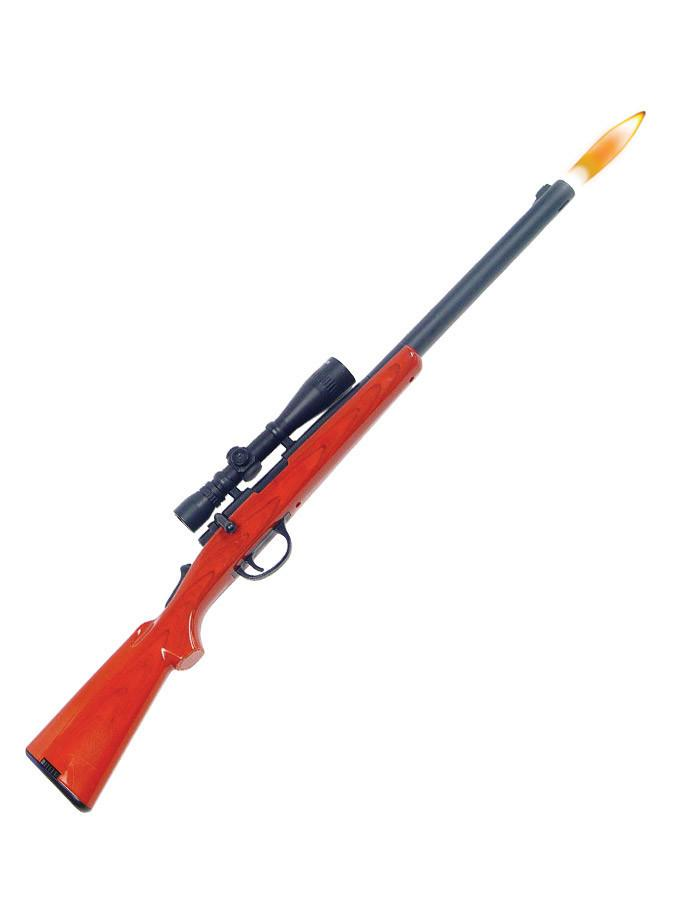 Gibson Bolt Action Rifle BBQ Lighter